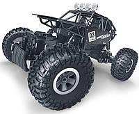Автомобиль OFF-ROAD CRAWLER на р/у MAX SPEED матовый черный, метал. корпус, 1:18 Sulong Toys (SL-112MBl)