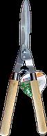 Ножиці для кущів з дерев'яними ручками 580 мм, фото 1