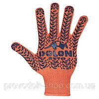 Распаковка и обзор перчаток рабочих Doloni 570