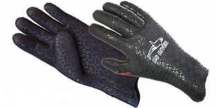 Перчатки для дайвинга Суперстрейчевые BS Diver ULTRALEX  (3 мм)