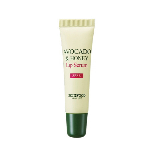 SKINFOOD Сироватка для губ з маслом авокадо і медом Avocado & Honey Lip Serum SPF8 10ml