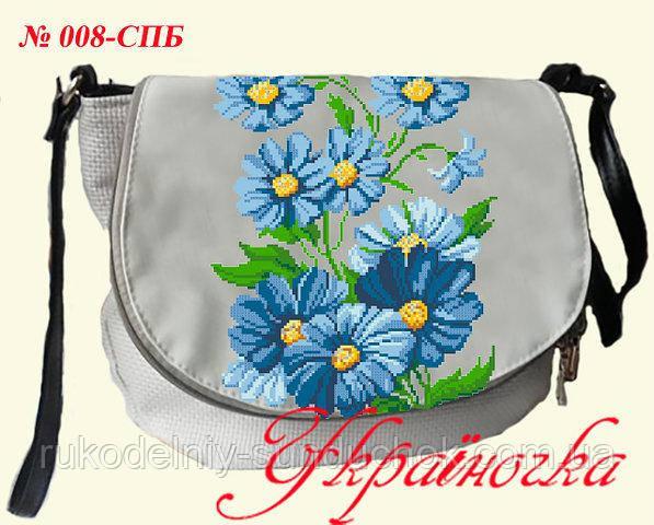 Пошитая сумка под вышивку ТМ Украиночка 008-СПБ