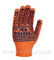 Распаковка и обзор рабочих перчаток трикотажных Doloni 584