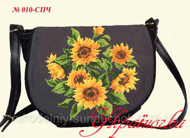 Пошитая сумка под вышивку ТМ Украиночка 010-СПЧ