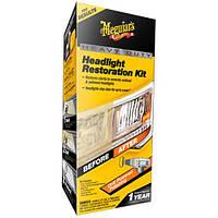 Набор для восстановления и защиты фар - Meguiar's Heavy Duty Headlight Restoration Kit (G2980)