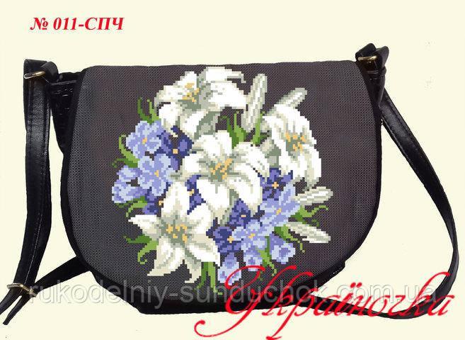 Пошитая сумка под вышивку ТМ Украиночка 011-СПЧ
