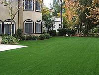 Искусственная ландшафтная трава для декора