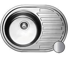 Кухонная мойка Galaţi Dana Satin 770х500180 мм