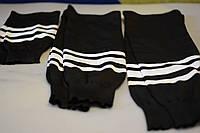 Гамаши хоккейные Junior цвет Черный