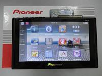 """Навигатор Pioneer 7"""" + 3 карты в подарок + Европа 2021г. + Грузовик"""