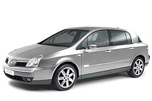 Renault Velsatis 2006+