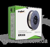 Проволока сварочная нержавеющая Er 308 (СВ-04Х19Н9) (0,8мм 1 кг.)