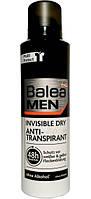Дезодорант аерозольный Balea Invisible Dry 200мл.