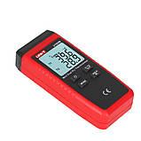 Двухканальный термометр UNI-T UT320D (-50 ...+1300 °C) для термопар K/J типов. Цена с НДС, фото 4