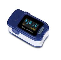 Пульсоксиметр Accurate FS20A 2-х цветный LED-дисплей, питание на батарейках типа AAA