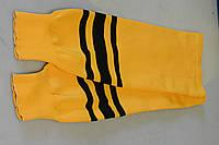 Гамаши хоккейные YTH (детские) цвет Желтый