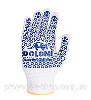 Распаковка и обзор рабочих перчаток трикотажных  Doloni 520