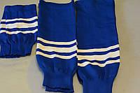 Гамаши хоккейные YTH (детские) цвет Синий