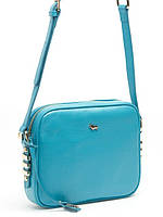 Кожаная сумка через плечо клатч в 3х цветах  L-8329