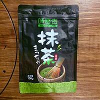 Матча - японский высококачественный чай. Свежая сборка.Вес 100 грамм.