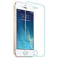 Защитное стекло Glass 0.26 mm 2.5D iPhone 5/5S