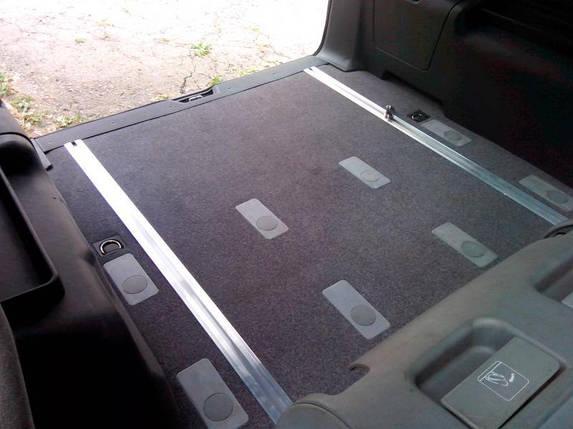 Салазки (полозья, рельсы) врезные (внутренние) для крепления каркасов автомобильных сидений , фото 2