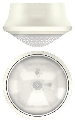 Датчик присутствия кругла зона d.4/d.8 м 1 канал Theben theRonda S360-100 DE белый, th 2080560