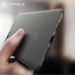 """Cafele матовый ТПУ чехол для Xiaomi Mi 6 5.15"""" ультра-тонкий 0.6мм"""