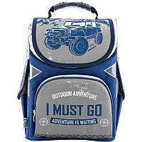 Рюкзак школьный каркасный 5001S-18, фото 1