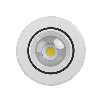 Светодиодный светильник Horoz (HL693L) 10W 6500K круглый Код.55291