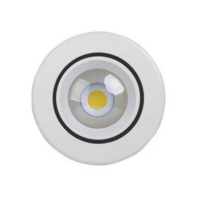 Светодиодный светильник Horoz (HL693L) 10W 6500K круглый Код.55291, фото 2