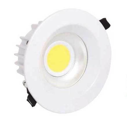 Светодиодный светильник Horoz HL695L 8W 4200K круглый Код.55289