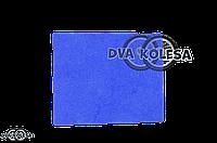 Фильтр воздушный  заготовка  300-250mm  поролон, с пропиткой, синий