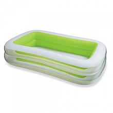 Семейный надувной бассейн Intex 56483