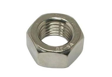 Гайка М1,4 шестигранная ГОСТ 5915-70, DIN 934 из нержавеющей стали А2