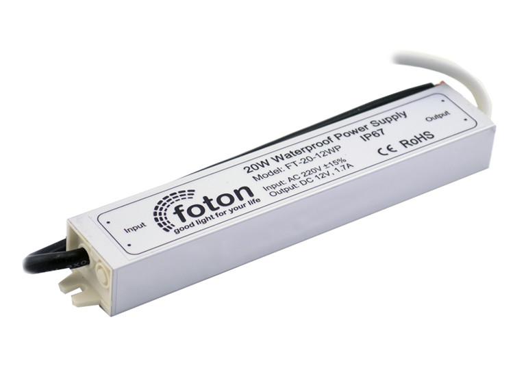 Герметичный блок питания Foton FT-20-12WP Premium