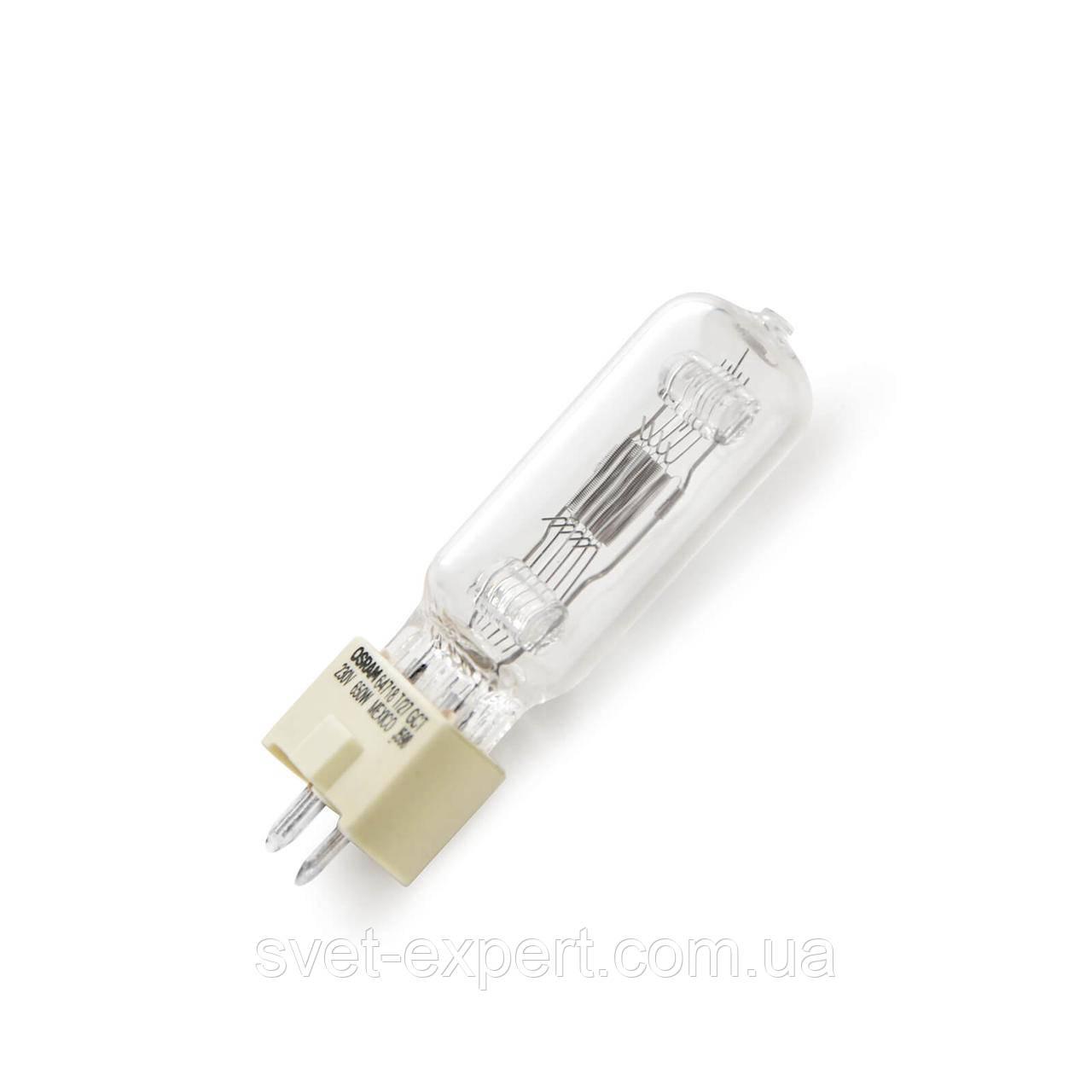 Лампа 64718 T/27 650W 230/240V GY9.5 12x1 OSRAM