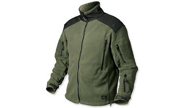 Флисовая кофта Helikon-Tex LIBERTY Olive/black XS, S, M, L, XL, XXL(BL-LIB-HF-16 )