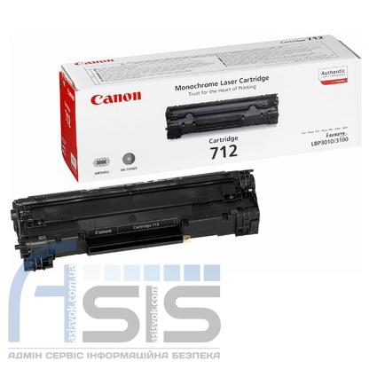 Заправка картриджа Canon 712 для принтера Canon LBP-3010, LBP-3100, фото 2