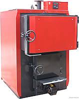 Котел твердотопливный BRS 80 кВт Comfort КЗТО со встроенным экономайзером