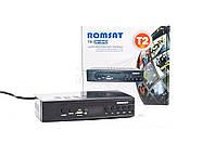 Тюнер DVB-T цифрове TV Romsat T2 T2018