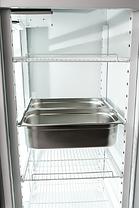Холодильный шкаф Polair CM107-Sm Alu, фото 3