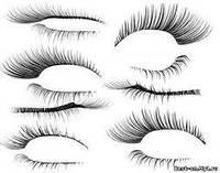 Все о накладных ресницах || Уроки макияжа