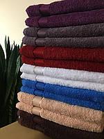 Махровое банное полотенце 70х140, плотность 400гр, фото 1