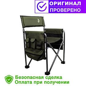 Карповое кресло Elektrostatyk с подлокотниками (нагрузка до 100 кг) (F6К)