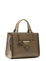 Модная сумка женская кожаная в 2х цветах L-DF51752