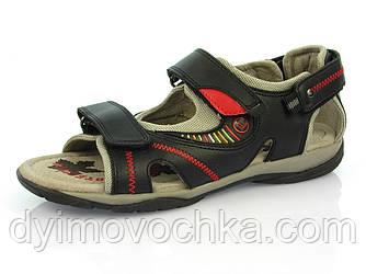 Детская летняя обувь 85А4черн Шалунишка, р. 32-37