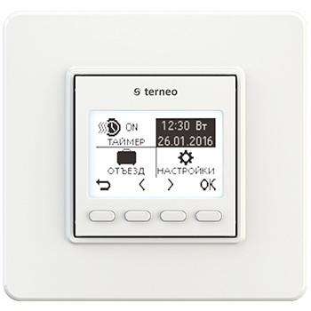 Terneo pro - программируемый терморегулятор