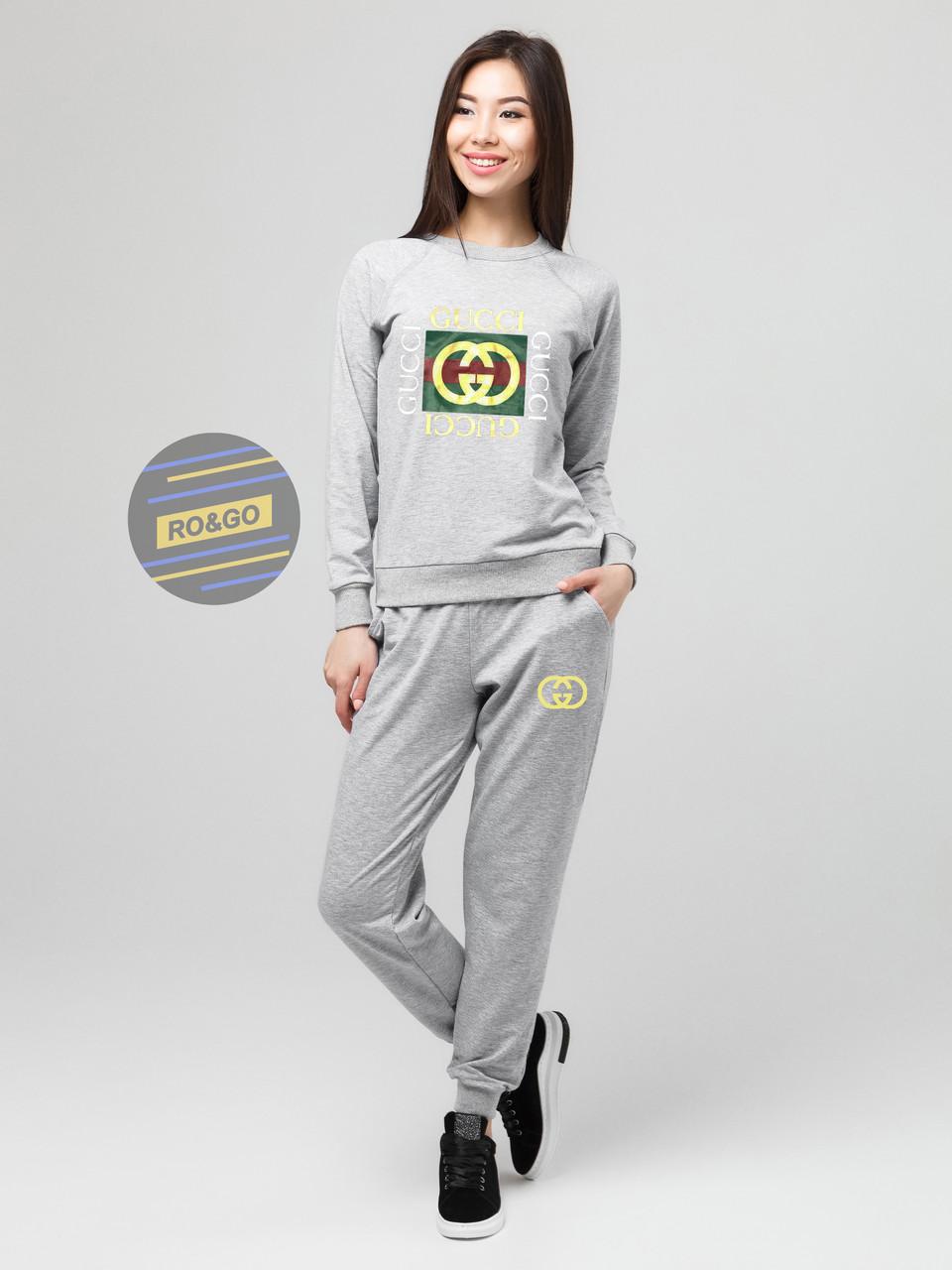 Купить Спортивный костюм женский Gucci (квадрат)  350d831bac8bc