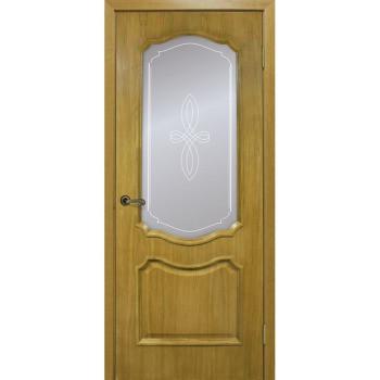 Двері міжкімнатні Кармен дуб